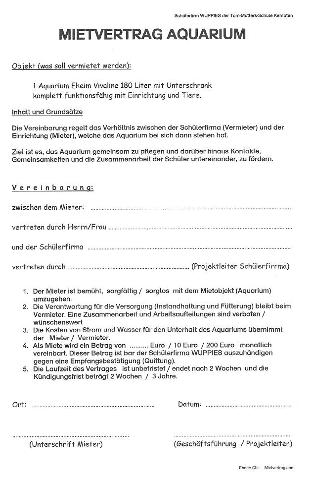 rückblick - ebilogo.de/wuppies, Einladung